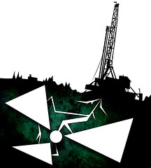 Fracking's Radioactive Dumping Ground