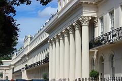 Nash architecture at its finest. (maggie jones.) Tags: london 1 camden rich columns corinthian posh nw1 geogian