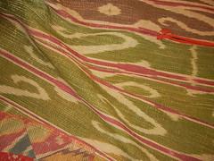 Tashkent silk coat