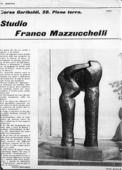 1966-STUDIO FRANCO MAZZUCCHELLI