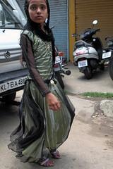 """Guest at the Wedding"" - Cochin (Kochi), India (TravelsWithDan) Tags: wedding india candid ngc streetphotography wardrobe cochin kochi younggirl yabbadabbadoo worldtrekker"