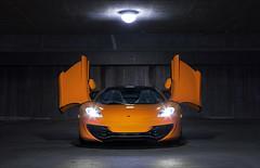 McLaren MP4-12C (Brad Sillars) Tags: brad texas exotic mclaren supercar strobe strobist hypercar sillars photomotive bradsillars mp412c thephotomotive