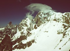 alpine impressions: Montblanc / Monte Bianco from Punta Helbronner (Christopher DunstanBurgh) Tags: alps alpen montblanc montebianco