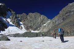 подход под перевал Орбита Photo