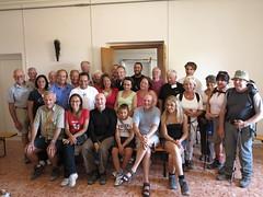 Group at Monte San Martino