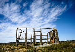 Main house from 1860s. Sheep station. Lake Victoria, NSW (Argeo Photo) Tags: australia wentworth nsw outback lakevictoria 1860 oldruin sheepstation renovatorsdelight argeo wentworthnsw argeophoto robertgrzegorzek argeophotography