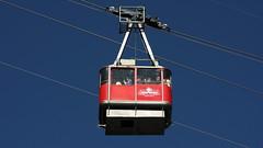 Jasper Tramway (M Kuhn) Tags: canada jasper bluesky alberta tramway kanada blaurerhimmel