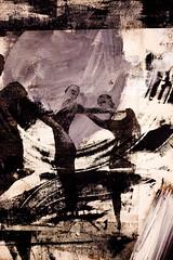 Restless (Thomas Hawk) Tags: sanfrancisco california usa museum painting unitedstates unitedstatesofamerica sfmoma soma robertrauschenberg rauschenberg sanfranciscomuseumofmodernart