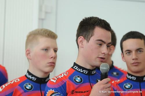 Ploegvoorstelling Davo Cycling Team (189)