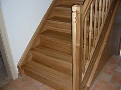 Innenausbau-Treppe