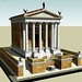 "Temple of Divus Iulius • <a style=""font-size:0.8em;"" href=""http://www.flickr.com/photos/35150094@N04/12761281393/"" target=""_blank"">View on Flickr</a>"