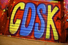 CHIPS CDSK (CHIPS CDSk 4D) Tags: street london graffiti paint tunnel spray chips waterloo spraypaint graff londra leake dopes cdsk leakestreet waterlootunnel