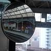 platform 2 (Betsie_.) Tags: reflection mirror loneliness waitingforthetrain onthetrainplatform