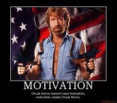 MOTIVATION (alexanash713) Tags: funny chuck motivation norris