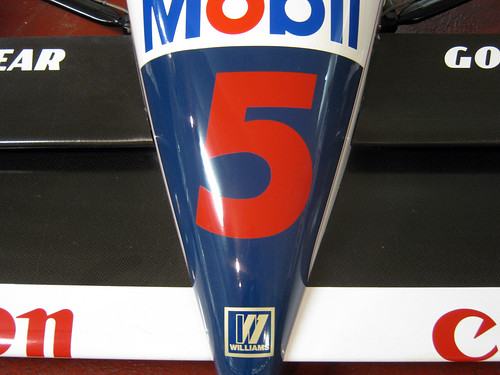 Red Five! Donington Grand Prix Collection 2011