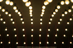 Bulbous Handiworks   電球芸術 (francisling) Tags: food court studio design minolta interior sony think junction m malaysia kuala alpha 90mm f4 a7 lumpur unitar クアラルンプール フードコート rokkor マレーシア インテリアデザイン ilce7 ティンクメーカー ユニタール
