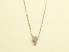 2種類の使い方ができるペンダント (jewelrycraft.kokura) Tags: プラチナ ダイヤ ペンダント ダイヤモンド 2way