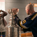 Stanley Cup at Oregon Historical Society 2014 3 21-1