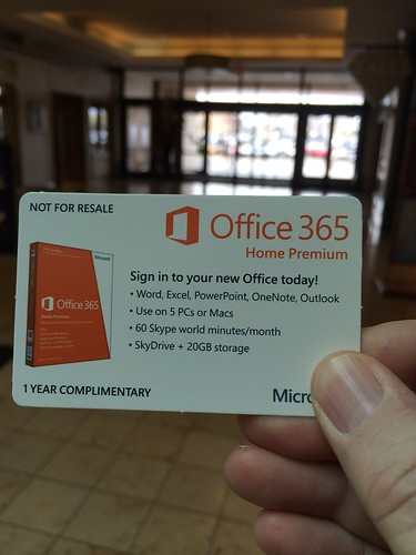 Happy free office 365 day