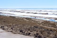 Beach Walk (tyme out) Tags: lakemichigan saugatuck saugatuckdunesstatepark