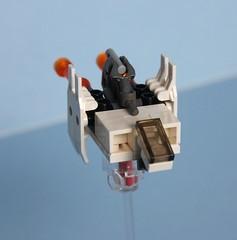 Uippeden Corp.'s A-7 Shuttler (legoz tourist 328) Tags: lego racer microspace garc microscale microspacetopia