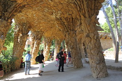 Park Guell - Barcelona (Jos M. Arboleda) Tags: barcelona park espaa canon eos jose gaudi 5d guell arboleda markiii ef24105mmf4lisusm josmarboledac
