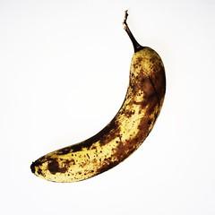 beaten banana (Alexey Tyudelekov) Tags: white petersburg banana beaten