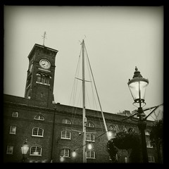 St Katharine's Dock (Leo Reynolds) Tags: 4s iphone 0sec hpexif iphoneography hipstamatic iphone4s xleol30x oggl grouphipstamatic groupiphone xxx2014xxx xxgeotaggedxx