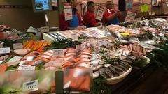 Fish Market (Halogen16) Tags: fish paris france price market salmon stall fresh