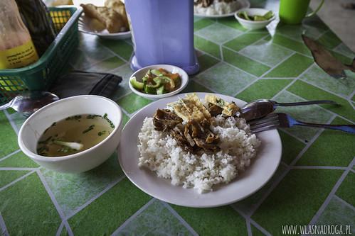 Jedno z najczęściej spotykanych dań kambodżańskich