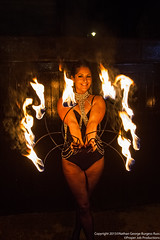 Fireeaters (Proper Job Productions) Tags: bristol fire flames performance flame performers fireeater saintnicolas stnicks fireeaters