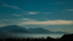 cali2 mist (noahkiriu) Tags: california mist mountains fog la smog lightroom