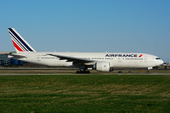 F-GSPZ (Air France) (Steelhead 2010) Tags: boeing airfrance yyz freg b777 b777200er fgspz