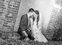 Young and in Love (Ruth S Hart) Tags: wedding people colour mono couple flickr candid hertfordshire parklands nikond300 ruthshart