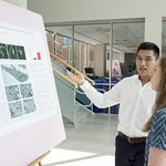 "<b>SRS_PosterSession_01</b><br/> Student Research Symposium, Poster Presentations. May 6, 2016. Photo by Makeda Barkley.<a href=""http://farm8.static.flickr.com/7398/26351950073_d089238d43_o.jpg"" title=""High res"">∝</a>"