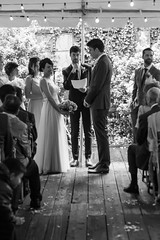 Stephy & Steve Wedding (China Chas) Tags: nyc wedding usa newyork brooklyn america 50mmf18 2016 williamsberg stephysteve