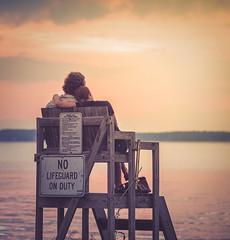 Sunset Dreams (adlai7) Tags: summer beach water wisconsin dream peaceful olympus romance madison serene tenneypark omd susnet m43 danecounty micro43 em5markii