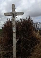 Religion en Flandre (vipaladi) Tags: france christ religion chapelle nord croix cimetire catholique flandre