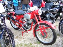 PUCH 125 S - 1948 (John Steam) Tags: 1948 festival vintage germany bayern meeting motorbike brewery motorcycle oldtimer puch motorrad 2016 brauereifest schoenram oldtimertreffen 125s zweitakt schnram doppelkolben