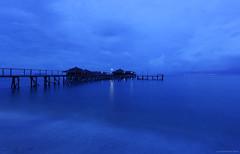 The Blues (yusron@motret) Tags: blue resort ancol pulauseribu pulaubidadari canoneos6d wisatabahari yusronmotret