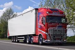 N60SNT  Stuart Nicol Transport (highlandreiver) Tags: truck volvo transport stuart lorry n60 haulage nicol a66 snt n60snt