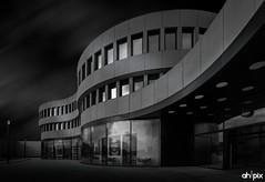 Leica Store Wetzlar, Germany (Springer@WW) Tags: leica architecture germany deutschland europa europe hessen sony fineart architektur wetzlar blackwithe alpha7 schwarzweis