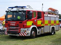 4349 - SYFRS - YN07 PNJ - DSCF9734 (Call the Cops 999) Tags: uk england rescue water fire one britain south yorkshire united great kingdom vehicles gb vehicle and service emergency incident 112 services scania unit 999 p310