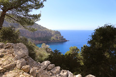 Mallorca 42 (Gret B.) Tags: holiday meer warm urlaub insel landschaft mallorca sonne ferien wandern ausblick reise wanderung erholung osterferien schn calatuent