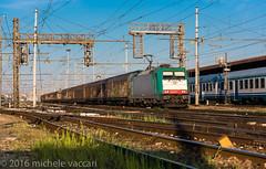 483 011 (atropo8) Tags: italy train nikon merci zug cargo verona cti treno freight veneto grisignano d810 domoii captrain 483011