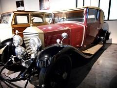 Rolls Royce (1924) (Mount Fuji Man) Tags: 1920s car museum malaga automobilemuseum 1920scars museoautomovilisticodemálaga
