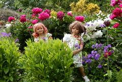 Es wird bunt im Grugapark ... (Kindergartenkinder) Tags: dolls himstedt annette ilce6000 sony essen park gruga kindergartenkinder sanrike milina