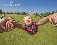 #291 of 365 - weeeeeee - 290516 (Emily_Endean_Photography) Tags: uk summer england people beautiful bright south dorset british nationaltrust kingstonlacy gopro
