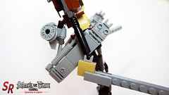 Attack on Titan custom character 44 (shirokeima) Tags: diy lego attack titan on moc mikasa shingeki