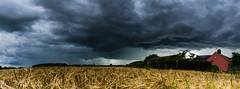 Stormy Norfolk (JSN-Photography) Tags: uk england cloud storm beautiful weather clouds nikon britain norfolk dramatic fields lightening funnel d7000